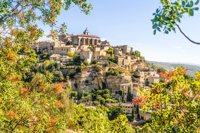 gordes village luberon